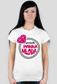 Koszulka dla Panny Młodej - Przyszła Panna Młoda (różne kolory)