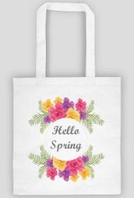 Hello Spring - eko torba