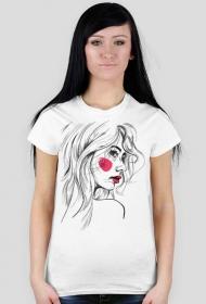 bella - koszulka damska