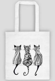 cats - eko torba