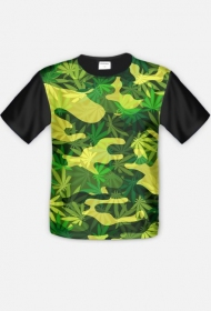 Marihuana - koszulka FullPrint
