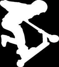 Koszulka - Hulajnoga, stunt, hulajka, freestyle