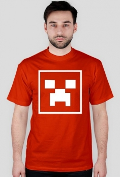 Creeper - koszulka męska (różne kolory)