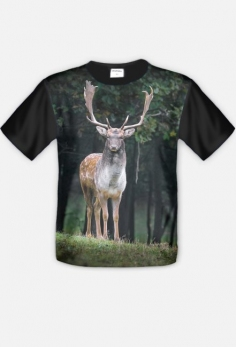 DEER- koszulka FullPrint