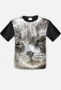 CAT - koszulka FullPrint