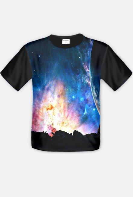 GALAXY - koszulka FullPrint