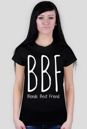 Blonde Best Friend - koszulka damska