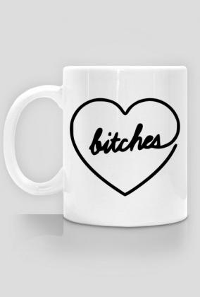 Bitches - Best Friends - kubek