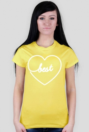 Best Friends - koszulka damska