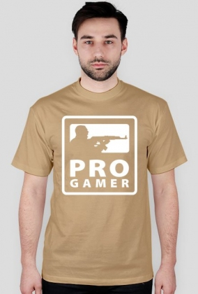 PRO GAMER - koszulka męska (różne kolory)