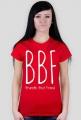 Brunette Best Friend - koszulka damska