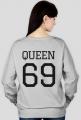 QUEEN 69 - bluza damska