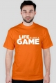 Life is just a GAME - koszulka męska (różne kolory)