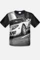 CAR - koszulka FullPrint