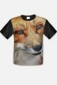 FOX - koszulka FullPrint