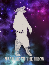 Bear Me Koszulka Męska