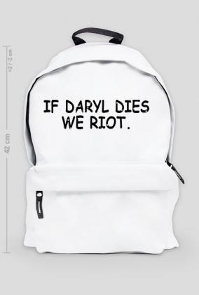 IF DARYL DIES WE RIOT. THE WALKING DEAD