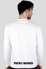 PKFR.WORLD Sweater (Black logo on 2 sides)
