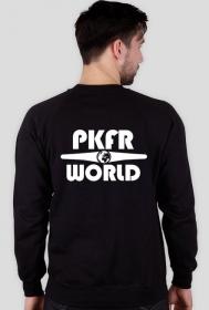 PKFR.WORLD Sweater (White logo on 2 sides)