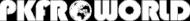 PKFR.WORLD Hoodie (White logo on 2 sides)