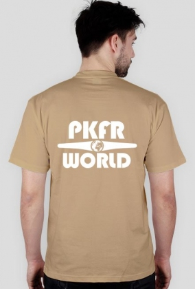 PKFR.WORLD T-shirt