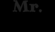 Walentynki T-shirt męski Mr.