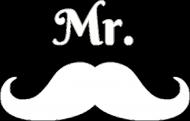 T-shirt Męski Walentynki Mr.