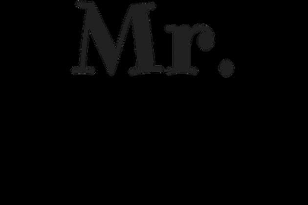Bluza Mr na Walentynki dla Par