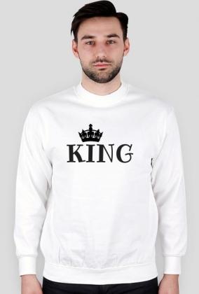 Bluza King na Walentynki