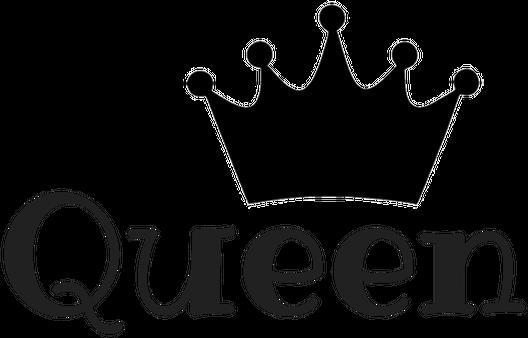 Bluza Queen na Walentynki