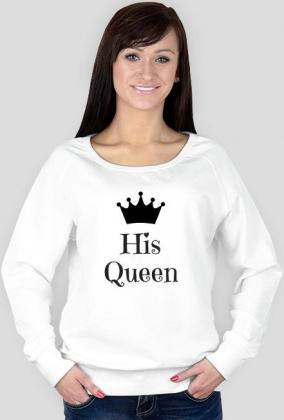 Bluza His Queen Walentynki