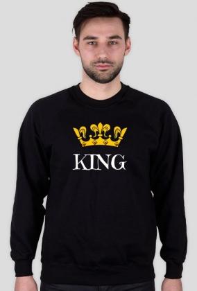 Bluza King Walentynki Męska