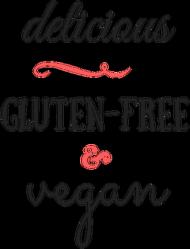 Kubek Delicious gluten-free & vegan