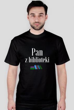 Koszulka Pan z biblioteki black