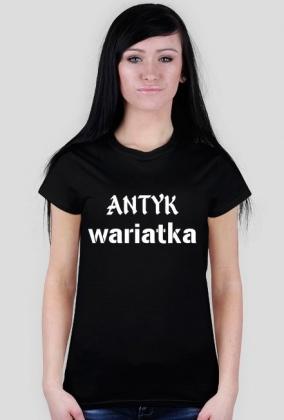 Koszulka Antykwariatka