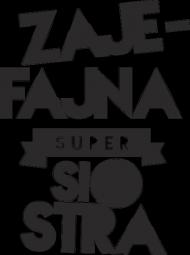 Kubek Zajefajna Super Siostra