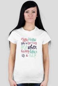 Koszulka damska You Know