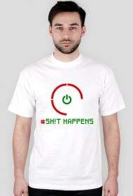 sh!t happens