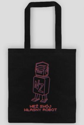Weź swój własny robot - torba