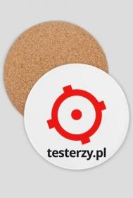 Podkładka pod kubek testerzy.pl