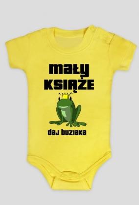 Prezentovo - body dla niemowlaka - mały książe