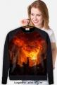 Ogień - nauka (back free) D