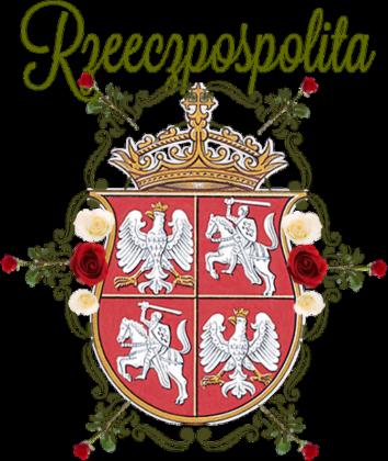 Top damski Rzeczpospolita - róże WKL