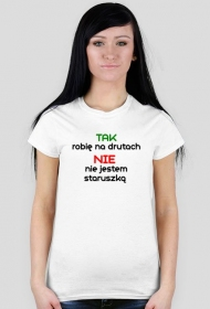 Koszulka tak/nie