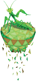 Torba - Mantis