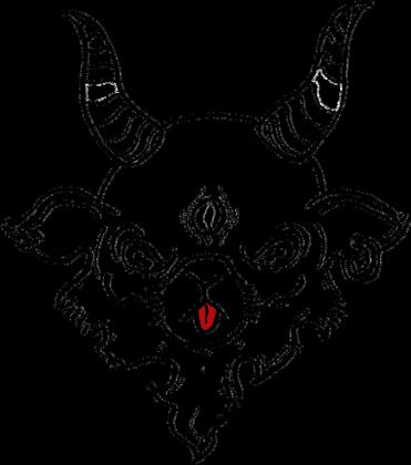 OPV - Eko torba Lil' Satan biała