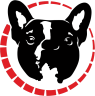 Pan Pixel - red power buldog bluza