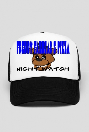 Czapka ''Freddy Fazbear's Pizza Night Watch''