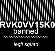 """""""RVK0VV15K0"""" CREWNECK Black"""