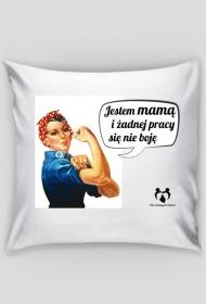 Poduszka jestem mamą